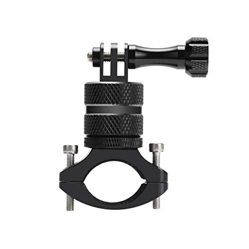 Supremery Fiets Action Camera Bracket Metalen Camera Bracket Bike Bracket Mountainbike Stuur Bracket voor DJI Osmo Action Cam Gopro Hero 7 6 5 4 Sessie 4K Apeman YI Camera