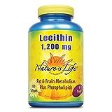 Nature's Life Lecithin, 1,200 mg   100 ct