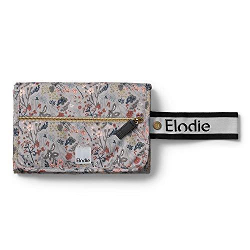 Elodie Details Cambiador Portátil Bolsa de Viaje Impermeable (2 toallas incluidas) - Vintage Flower, Multi