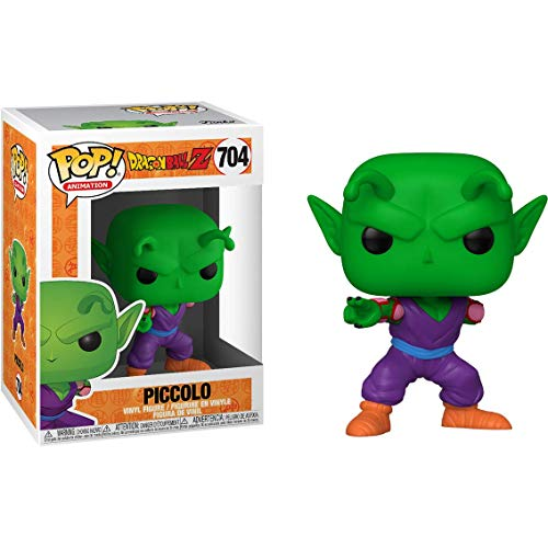 Dragon Ball Z Boneco Pop Funko Piccolo #704