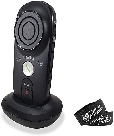 Clarity XLCgo Bluetooth Cordless Cell Phone Amplifier and XLC Series Moderate Hearing Loss Extra product image
