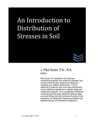 An Introduction to Distribution of Stresses in Soil
