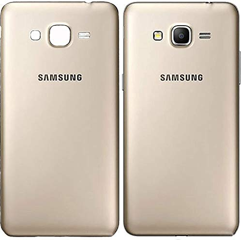 Backer The Brand Replacement Back Body Panel Battery Door for Samsung Galaxy Grand Prime G531 SM-G531 - Gold