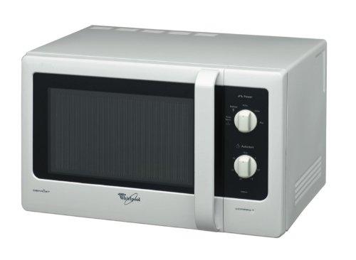 Whirlpool Micro-ondes MWD 301 WH - 20 l - 700 W - Blanc - Décongélation automatique - Niveau de maintien au chaud