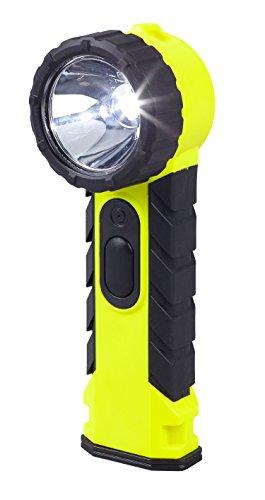 NIGHTSEARCHER Feuerwehr Winkelkopf Handlampe 4aa 325 Lumen ATEX Zone
