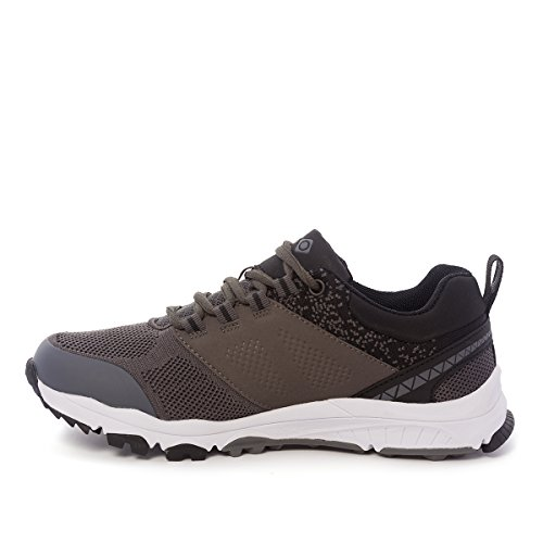IZAS Fidschi Running Schuh, Unisex Erwachsene 39 Schwarz/Dunkelgrau