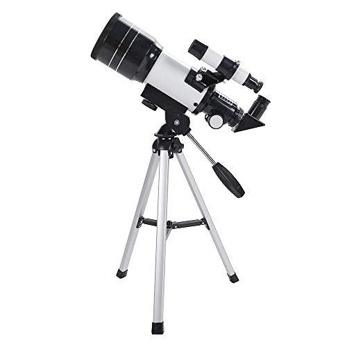 ROM con Finder Mirror HD Entrada de Gran Aumento usando AstronoTelescope Observación de Estrellas Tubo único de Gran diámetro
