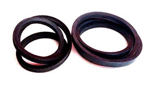 Lowest Price! New 2 Belt Set Pro-Tech Model 10162 Drill Press
