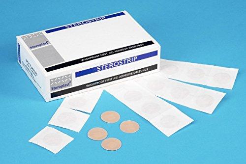Sterostrip Hypo-allergenic Washproof Plasters - Spot (x200)