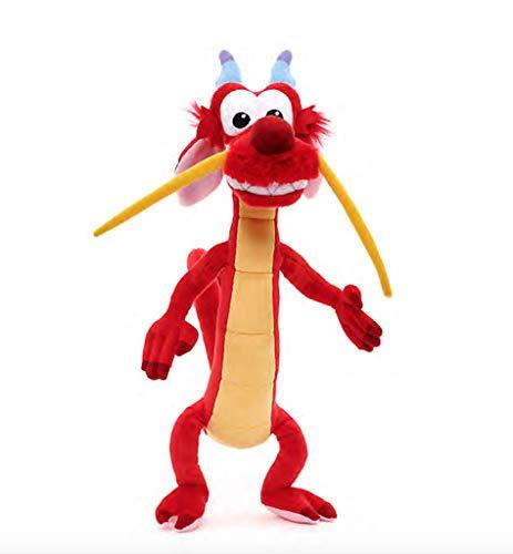 Disney Mushu Pequeño Peluche 30cm de Mulán Animación de