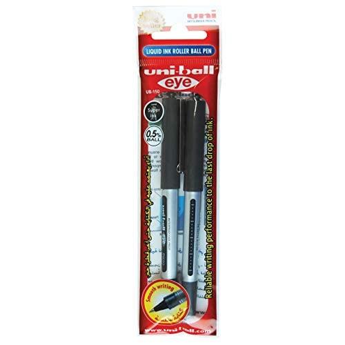 Tintenroller uni-ball® eye micro Strich: ca. 0,2 mm Schreibfarbe: schwarz