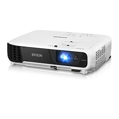 Epson EX5240 XGA 1024x768 4:3 3200 Lumens 3LCD Projector HDMI USB VGA (Renewed)