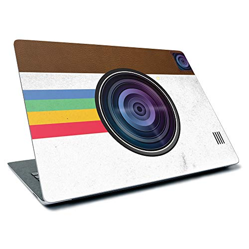 MightySkins Skin for Microsoft Surface Laptop 3 13.5' (2019) - Vintage Polaroid | Protective, Durable, and Unique Vinyl Decal Wrap Cover | Easy to Apply, Remove, and Change Styles | Made in The USA