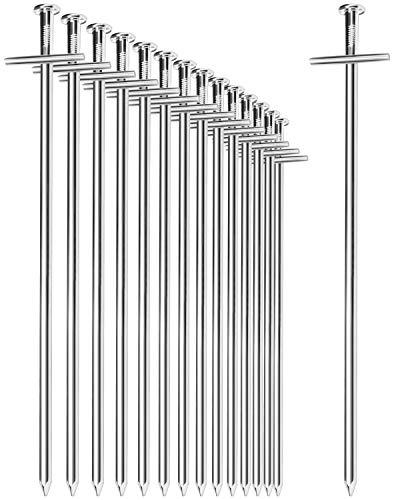 com-four -  ® 15x Zelt-Heringe