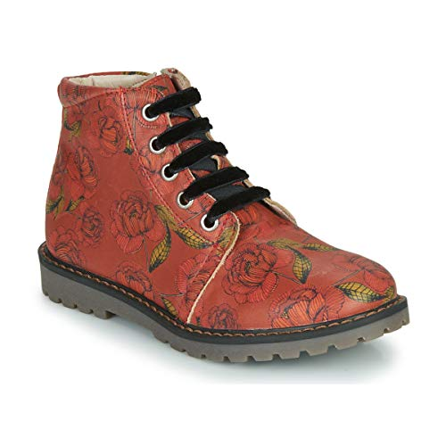 GBB Narea Stivaletti/Stivali Ragazza Rosso - 31 - Stivaletti Shoes