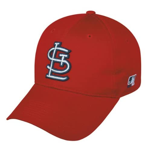 e7efc5c4c Amazon.com : St. Louis Cardinals Adjustable Baseball Hat ...
