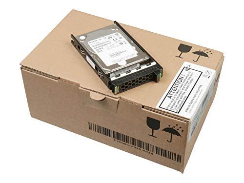 Fujitsu Primergy TX1330 M3 Original Server Festplatte HDD 900GB (2,5 Zoll / 6,4 cm) SAS III (12 Gb/s) EP 10K inkl. Hot-Plug