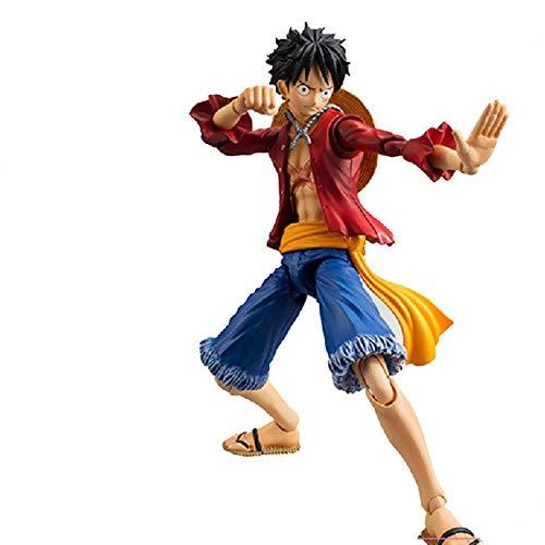 Wild HZ One Piece Monkey D. Luffy Modèle De Figurine Articulée
