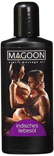 Magoon Indisches Liebesöl, 200 ml