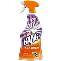 Cillit Bang - Spray Limpiador Cal y Suciedad, para Baños - 750 ml