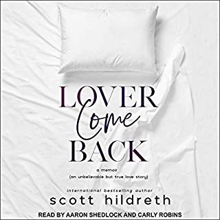 Lover Come Back audiobook cover art