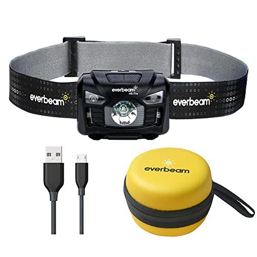 Everbeam H6 Pro LED Stirnlampe Bild