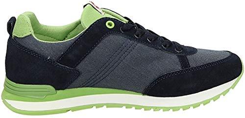 COLMAR Travis Colors Herren Sneaker 40 Blau