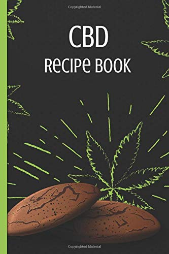 CBD Recipe Book: Record your favorite...