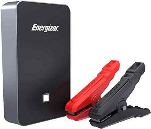 Purchase Energizer Heavy Duty Jump Starter 11,100mAh with Built-in UL Lithium Battery - Portable Car...