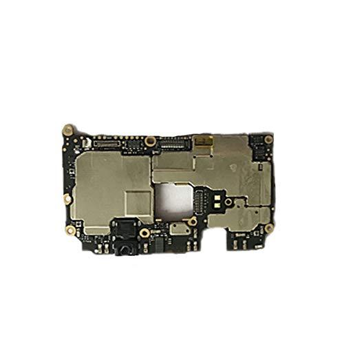 RKRLJX Celular Teléfono MAPINARIO Fit For Huawei Ascend Mate 8 NXT-DL00 Placa Madre Desbloqueada De 3GB RAM 32GB ROM MAPORBLER EMUI Tablero De Lógica con Chips Completos Placa Base de Repuesto