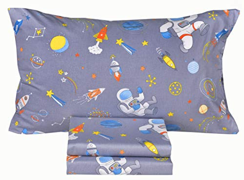 outer space bed sheets - 9