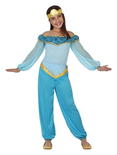 Atosa – Bain Arabian Princesse Filles 128 cm Bleu Clair
