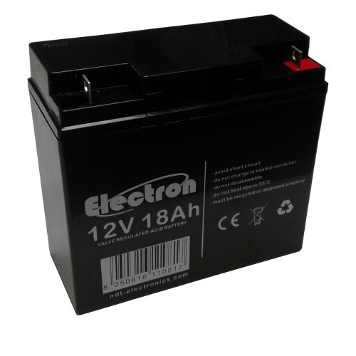 Batterie au Plomb 12 V 18 Ah antivol Groupe Interruption (Asi) 18 UL18-12