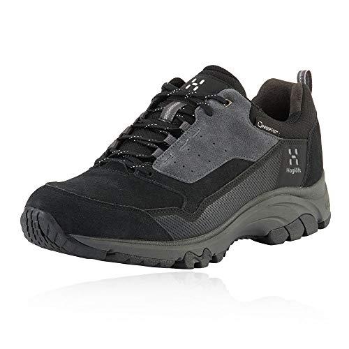 Haglöfs 498410, Chaussures de Cross Homme, Noir (True Black/Magnetite 2CT), 40 2/3 EU