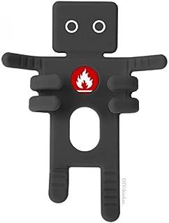 Fire Red Square警告マーク電話マウント車のダッシュボードホルダー携帯電話プレゼント