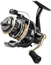 Ashconfish スピニングリール 7+1BB EVAハンドルノブ PE糸付 AF1000/AF2000/AF3000/AF4000/AF5000/AF2000b/AF3000b/AF4000b/AF5000b シーバスなど幅広い釣りに対応