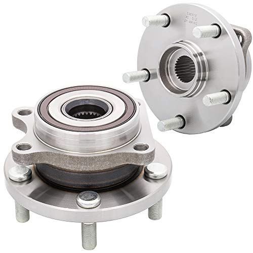 Hub Bearing for 2000 Oldsmobile Silhouette ALL TYPES-Front Pair
