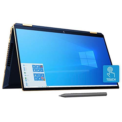 HP Spectre x360 15T 2020 i7-10750H Hexacore, 16 GB RAM (1TB Poseidon Blue)
