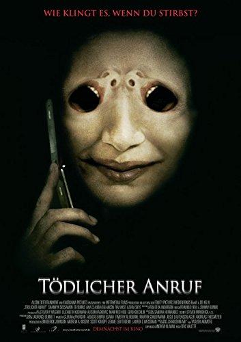 Tödlicher Anruf - One Missed Call (2008)   original Filmplakat, Poster [Din A1, 59 x 84 cm]
