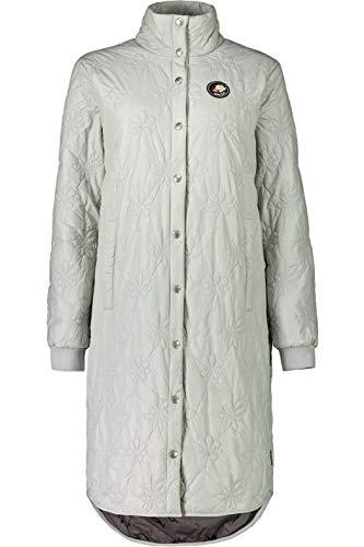 Maloja Rabgiusam Wasserdichte Jacke für Damen XS Nebel (Haze)