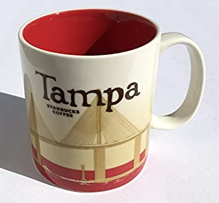 Starbucks Coffee City Mug Tampa
