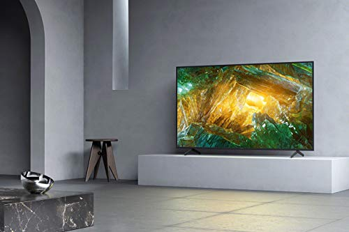 Sony KE85XH8096PBAEP, Android Tv 85 Pollici, Smart Tv 4K Hdr Led Ultra Hd, con Assistenti Vocali Integrati