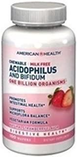 Chewable Acidophilus - Strawberry, 100 tab ( Multi-Pack)