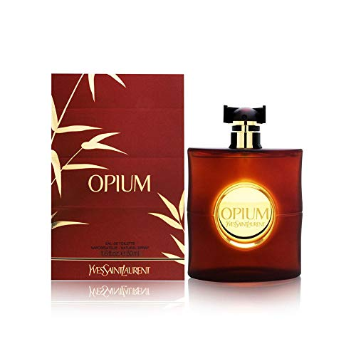 Yves Saint Laurent Opium femme/woman, eau de toilette, verstuiver/spray 50 ml 50 ml