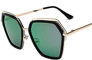 Sunglasses نظارات نظارات كبيرة البرية نظارات شخصية مضللة النظارات الشمسية النظارات المعدنية الجوف Quay sunglasses for women