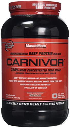 MuscleMeds Carnivor Chocolate Powder 1036g