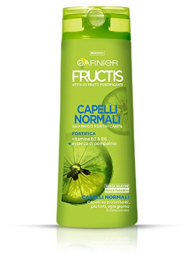 shampoo per capelli fortificante normali all'essenza di pompelmo 250 ml