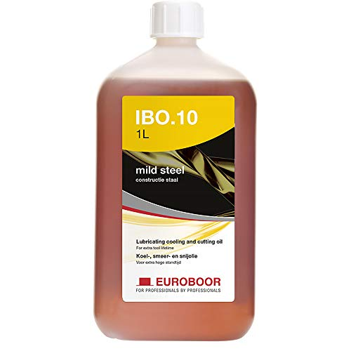 Euroboor Mild Steel cooling and cutting Lubricant (1L)