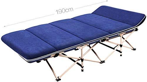 Liegestuhl Klappbar Gartenstuhl Folding Lehnstuhl Sonnenliege Bett Ferien Garden Beach Patio Lounge Camping Außen Reclining Zero Gravity Chair Unterstützung 331 lb / 150 kg (Farbe Grau 3)Blue 2