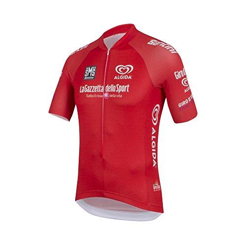 Santini Maglia Rossa, Giro d'Italia 2016, Rosso, S